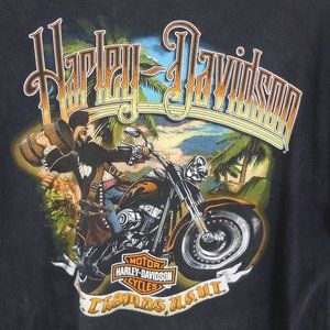 Harley Davidson St. Thomas Dealership T Men's 2XL